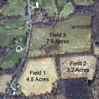 Calculating Area and Acreage with your Magellan Meridian Color