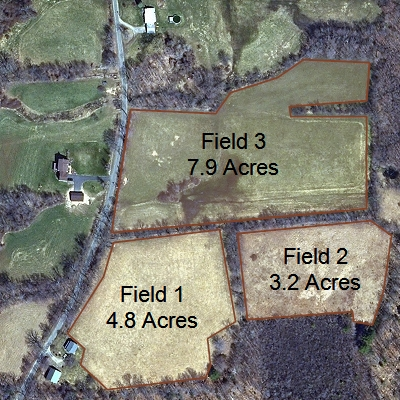 Calculating area with a gps calculate acreage with a garmin gps - Calculating square footage of a house pict ...