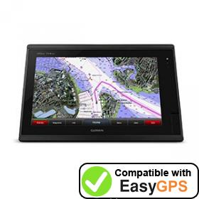 Download your Garmin GPSMAP 7416xsv waypoints and tracklogs for free with EasyGPS