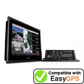 Download your Garmin GPSMAP 8500 Black Box waypoints and tracklogs for free with EasyGPS