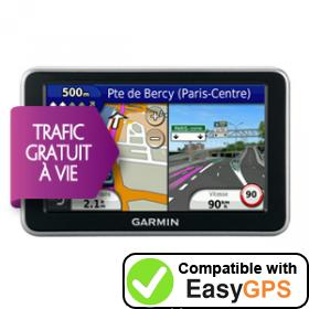 Download your Garmin nüvi 2340LT waypoints and tracklogs for free with EasyGPS