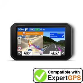 ExpertGPS supports the Garmin Camper