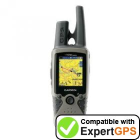 Download your Garmin Rino 530HCx waypoints and tracklogs and create maps with ExpertGPS