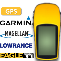Convert GPS files with ExpertGPS map software