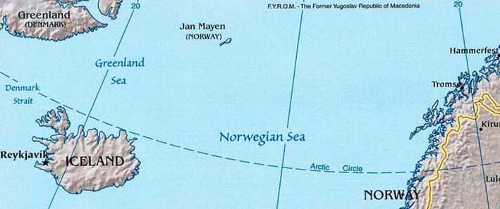 Determining the Central Meridian