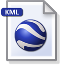 Convert GPS waypoints and tracks to and from KML and KMZ for Google Earth