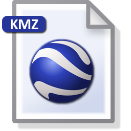 Convert KMZ and KML files with ExpertGPS map software