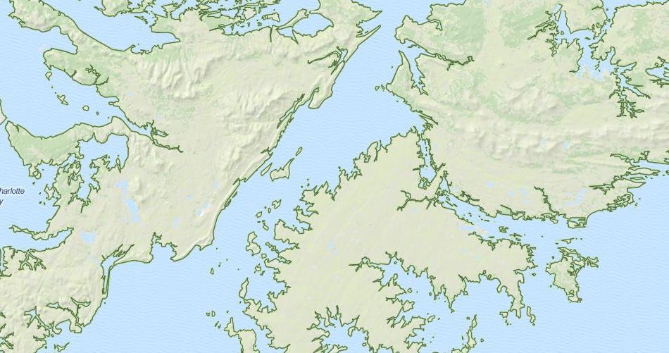 Download Falkland Islands Map Software For Your GPS - Falkland islands map
