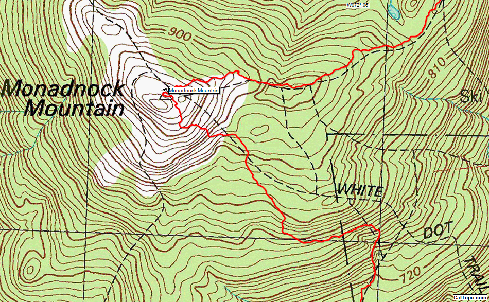 Gps Elevation Map.Expertgps Screenshots And Topo Map Aerial Photo Samples