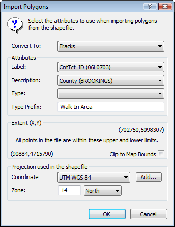 Importing Public Hunting Boundaries for South Dakota ExpertGPS Pro